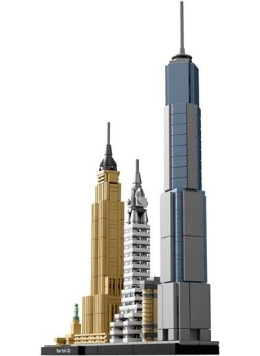 Lego LEGO Architecture Ny Renkli